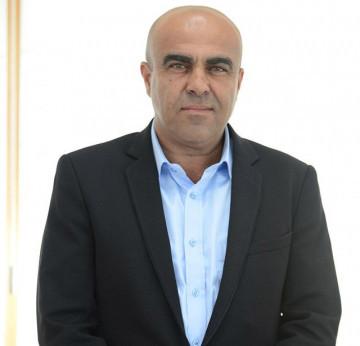 رئيس المجلس  عاهد رحال